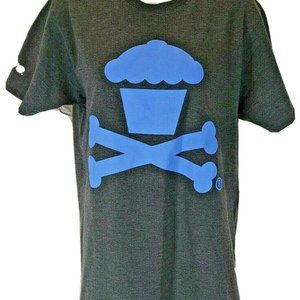 NWT Johnny Cupcakes Womans Small Graphic t shirt